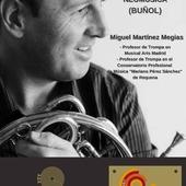 Miguel Martínez Megías, profesor de trompa que estará en las instalaciones de NEOmúsica el día 30 de enero para llevar a cabo una de las Masterclass de este curso! No te lo puedes perder! Reserva: info@miraquinatrompa.com #trompa#frenchorn#horn#hornplayer#neomusica#pavelloalaire#miraquinatrompa#music