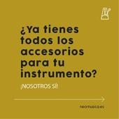 Boquilla ☑️ Aceite ☑️ Cañas ☑️ Limpiaboquillas ☑️ Estuche ☑️ Gamuzas ☑️ Atril ☑️ Partituras ☑️ . ¿Ya tienes todos los accesorios que necesita tu instrumento? ¡Nosotros sí! Si te falta alguna cosa de la lista, quizás sea buen momento de anotarlo en la carta a los Reyes... 👑👑👑 . . #accesoriosmusicales #instrumentosmusicales #instrumentistas #musicplayer #musiclife #tiendademusica #shoponline
