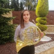 Mar Sanjuan, de Cañada (Alicante) otra trompista que va a disfrutar de su nueva Alexander 103 MLA. ¡Te deseamos muchos éxitos! Gracias por confiar en NEOmúsica #neomusica#trompa#trompas#trompistas#horn#frenchorn#alexanderhorns#hornlife#hornplayer#tiendainstrumentosvalencia#tiendaintrumentosmusicales#tiendamusicavalencia#buñol