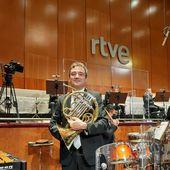 Contentos de anunciaros una nueva incorporación a nuestro staff de Dürk-Horns en España, se trata de Vicente Puertos (Trompa Solista de la @orquestaycorortve ) Vicente Puertos ha elegido la Trompa Dürk LDx5. Para nosotros es un inmenso placer que gente de este nivel profesional siga confiando en NEOMúsica. #rtve #dürkhorns #buñol #neomusica #musician #handmade #trompas #hornplayer #miraquinatrompa