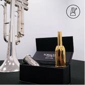 """✨ ¿Te vas a vestir de gala estas fiestas? Con estos elegantes accesorios para tu trompeta, destacarás seguro. 👉 ¿Qué te parece hacerte con una boquilla Schagerl """"apredato"""" o con un estuche de piel? Pregúntanos y te ayudaremos a dar con el detalle perfecto 🛍 . . #trompeta #trumpet #trumpetsofinstagram #trompetistas #schagerl #schagerlapredato #trumpetaccesories #accesoriosmusicales"""