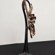"""¿Conoces la nueva trompeta""""Spyder""""? Un modelo diseñado por Schagerl, que se caracteriza por su tono cálido y consistente. Ideal tanto para solista como para música de cámara por su sonido y proyección. Y cómo no, ¡¡por ese aspecto único que la caracteriza!! #neomusica#trompetas#trompeta#trompetistas#trumpets#trumpetlife#trumpetstyle#trumpetplayer#spidertrumpet#schagerlespaña#schagerltrumpet #tiendainstrumentosmusicales#tiendamusicavalencia#tiendainstrumentosvalencia#buñol"""